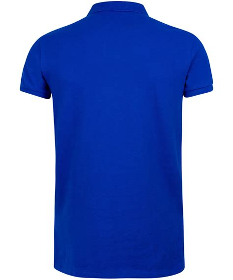 Blue Polo by Lyst Polo Ralph Royal Blue Polo Shirt In Blue For