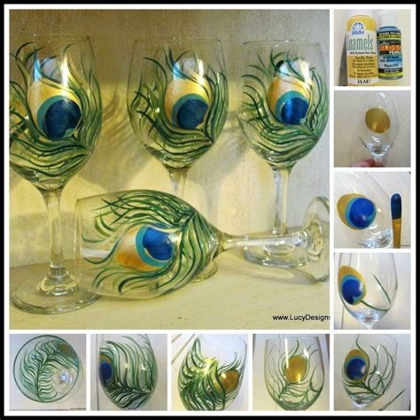 free glass painting best 25 painting on glass ideas on diy