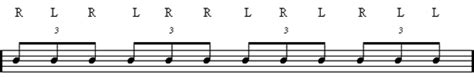 drum tutorial flam learn how to play the double paradiddle drum rudiment