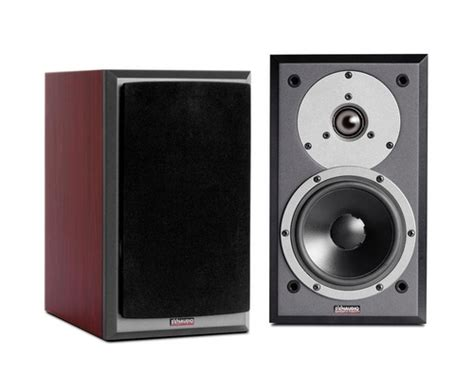 dynaudio dm 2 6 bookshelf speakers rosewood the