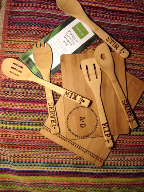 diy wood burned cutting boards images