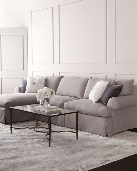 horchow sectional horchow weekend flash sale furniture home decor 55 off