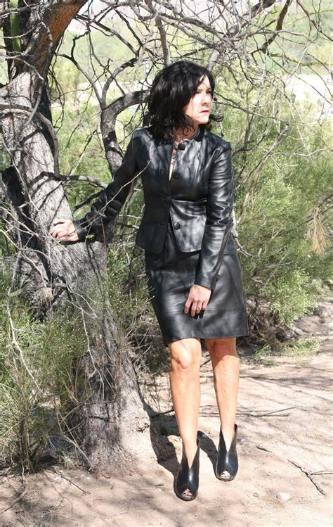 1000 images about vintage leatherskirt on