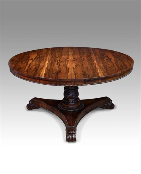 Antique Dining Tables Uk Antique Dining Table Rosewood Centre Table