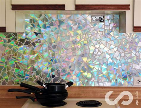 how to use old cds for mosaic craft projects diy