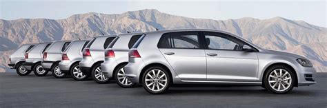 Vw Golf ähnliches Auto by Detroit Crowns The Vw Golf The Car Of The Year
