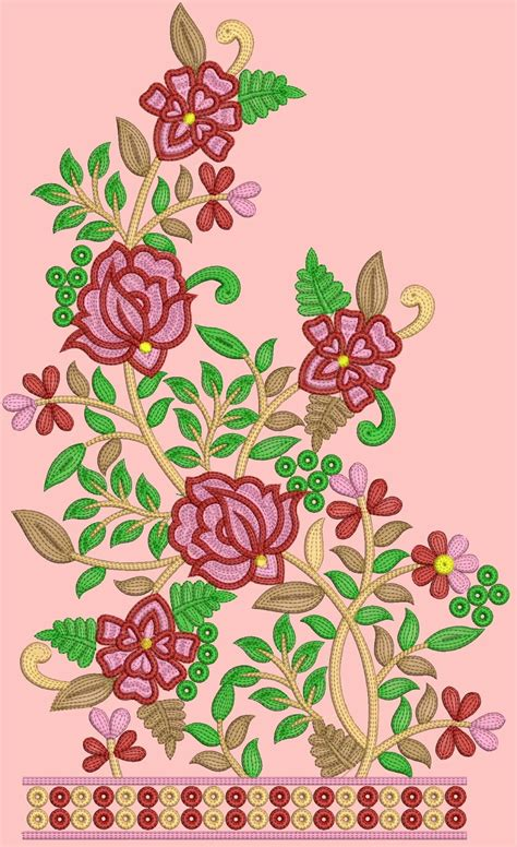 embroidery design for suits embdesigntube floral patchwork embroidery t shirts designs