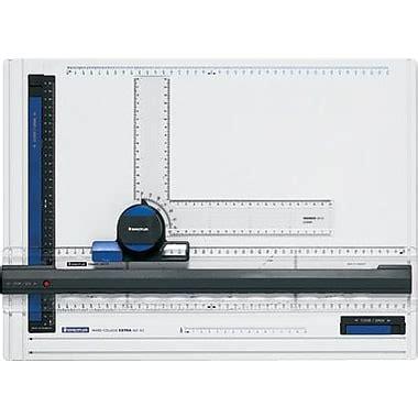 Staedtler Drafting Table Staedtler 174 Portable Drawing Board Staples 174