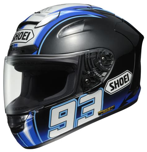 Helm Shoei X8 shoei x12 montmelo marquez helmet jpg