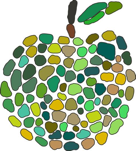 mosaic pattern clipart mosaic apple free stock photo public domain pictures