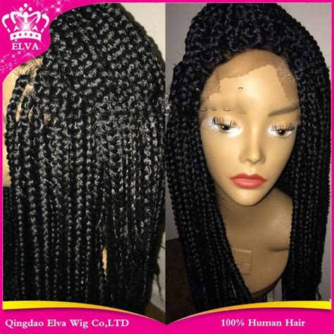 medium box braids with human hair how many packs of hair to use on medium box braids