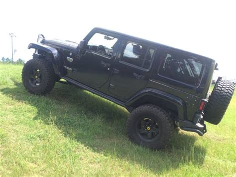 jeep wrangler unlimited call of duty for sale 2012 jeep wrangler unlimited call of duty mw3 edition for