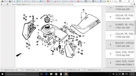 1987 honda 250x wiring diagram 1987 get free image about
