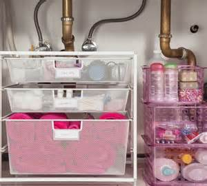 how to organize under the bathroom sink under bathroom sink storage organized pinterest
