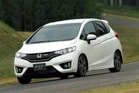 2014 Honda Jazz Rs honda fit jazz rs 2014