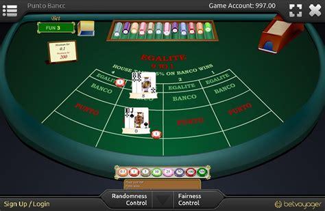punto banco punto banco how to play baccarat