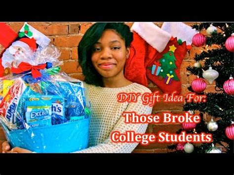 Giveaways College Students - diy gift idea for those broke college students sia blu giveaway closed youtube