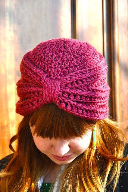 how to knit a turban hat 508 best images about crochet hats on