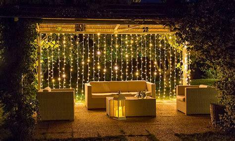 illuminazione per gazebo illuminare il gazebo di sera 20 idee originali per