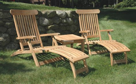 innovative teak chaise lounge outdoor furniture chair