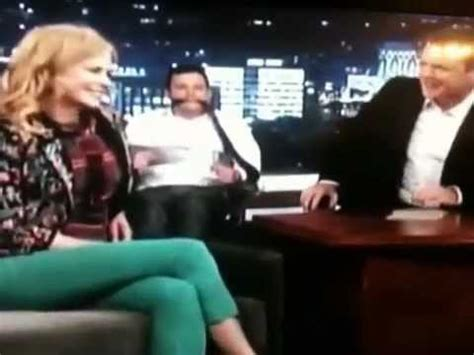 lap dance mp nicole kidman gives jimmy kimmel a lap dance youtube