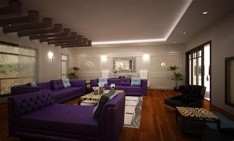 Living Room Decoration and Lounge Decor Ideas and Plans