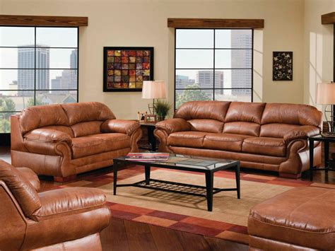 Living Room Ideas Brown Furniture Living Room Decorating Ideas With Brown Leather Furniture