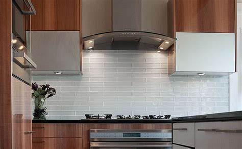 glass subway tiles for kitchen backsplash white glass subway backsplash photos backsplash