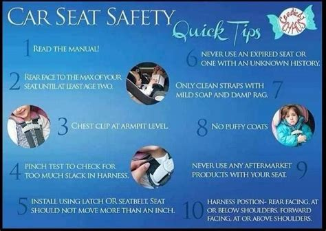how many years until a car seat expires 73 best images about carseat safety on parents