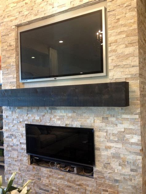 stone fireplace wall 94 best images about entertainment fireplace wall on