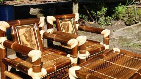 cara membuat kerajinan tangan vas bunga dari bambu macam macam kerajinan tangan dari bambu dan cara pembuatannya