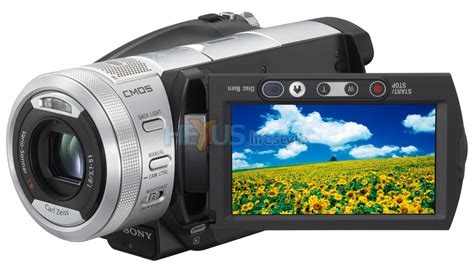 format video mts sony sony unveils first avchd hi def cams one hard disk one