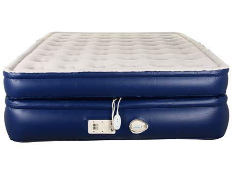 aerobed 20 premier mattress navy home bedding