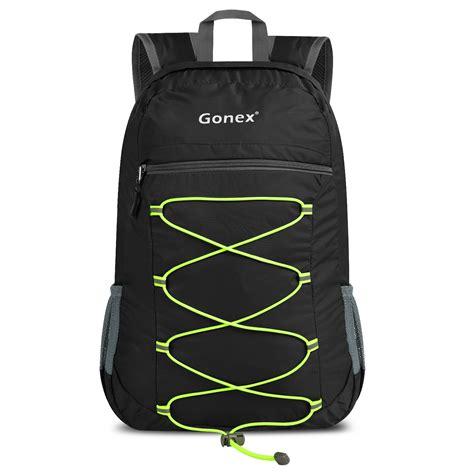 Bone Tas Hiking Foldable Waterproof 25l lightweight packable backpack waterproof foldable travel hiking daypack ebay