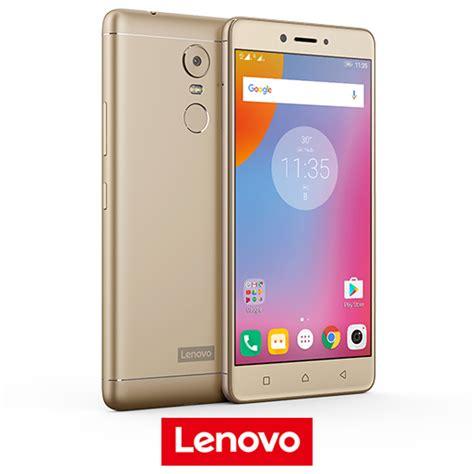 Lenovo Vibe K6 Smartphone Lenovo Vibe K6 Plus Dourado 32gb Tela 5 5