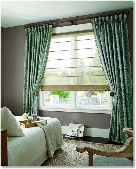 window treatments for bedroom ideas sheer roman shades for your pleasure window treatments