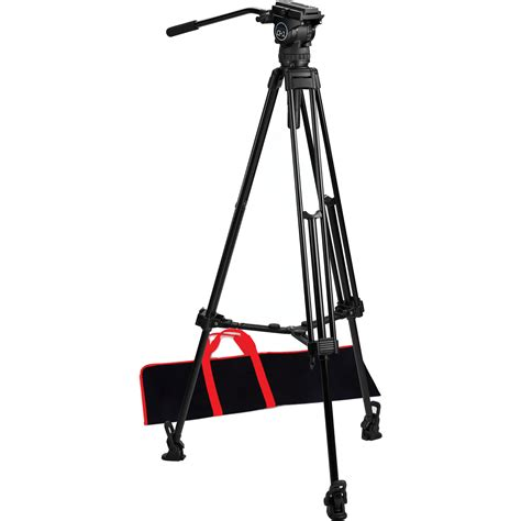 Tripod Hp 1 M acebil cs 18m professional tripod system with mid level cs 18m