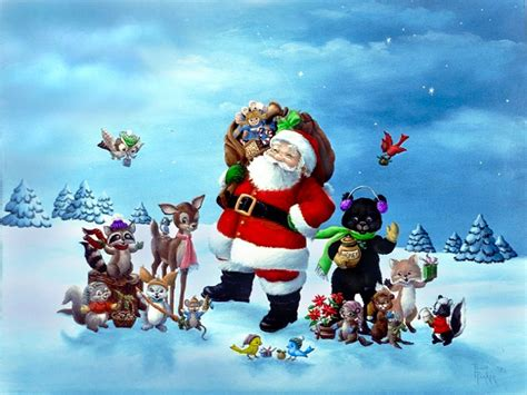 Christmas Wallpaper For Windows 7 » Home Design 2017