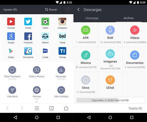 descargar boat browser por uptodown por qu 233 uc browser es un gran navegador para android