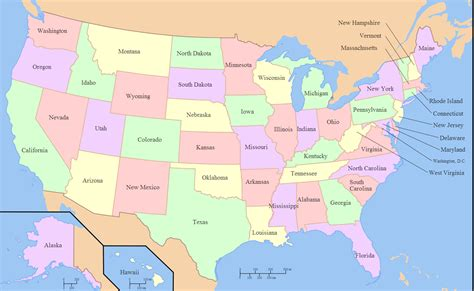 Map Oof Usa by Full Page United States Map Bing Images