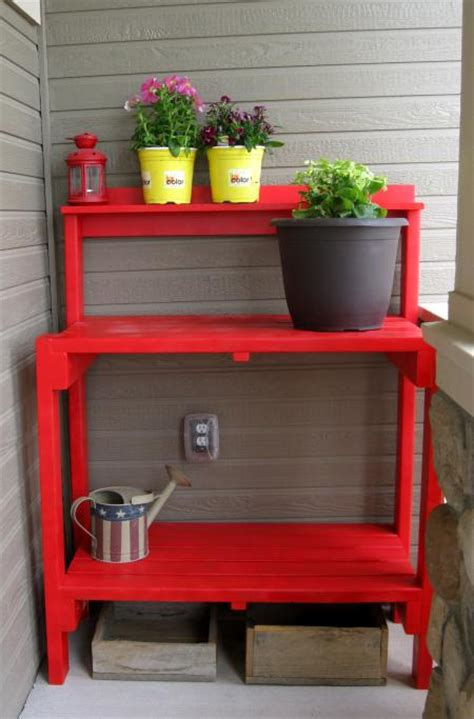 potting bench plans diy simple diy garden potting work bench plans interior