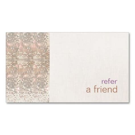 Refer A Friend Card Template Free by 17 Best Ideas About Refer A Friend On Salon