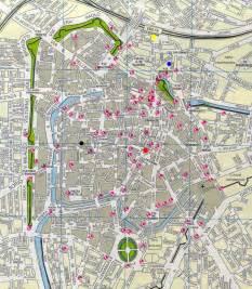 Padova Italy Map by Padua Map