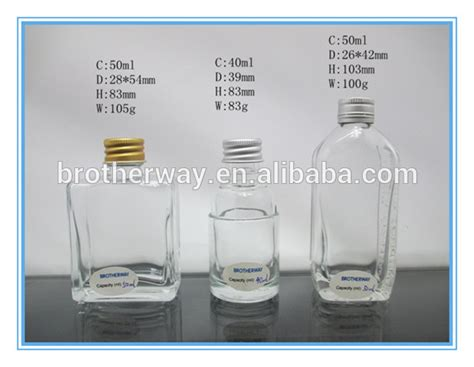 Botol Minum Alumunium Large Free Custom Nama By Charcoll Gifts wholesale 40ml 50ml clear square glass liquor bottle mini size sale buy wholesale 50ml
