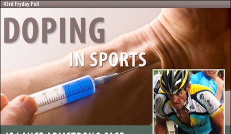 Doping In Sports Essay by Doping In Sports Blood Doping