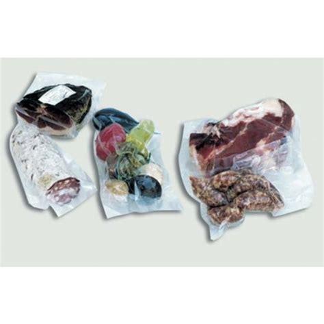 buste per sottovuoto alimenti buste o sacchi sottovuoto spessore 200 my per prosciutti