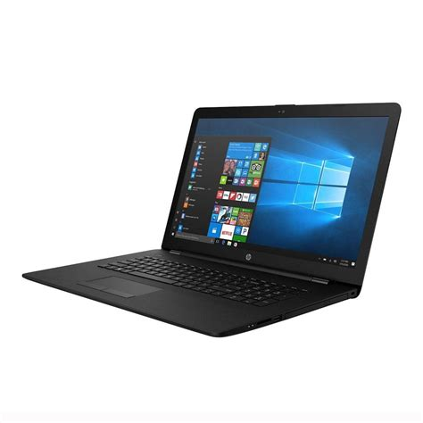 Laptop Ram 4gb Hdd 1tb hewlett packard 17 ak014na 4gb ram 1tb hdd 17 3 quot laptop black hewlett packard from