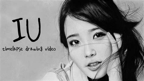 Find Iu Iu Graphite Pencil Drawing