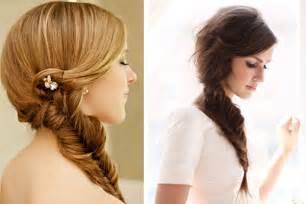 Galerry peinados novia con trenzas