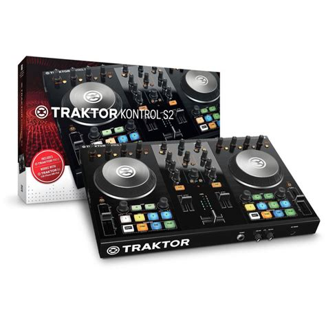Instruments Traktor Kontrol D2 instruments traktor kontrol s2 mk2 and d2 visual modules at gear4music